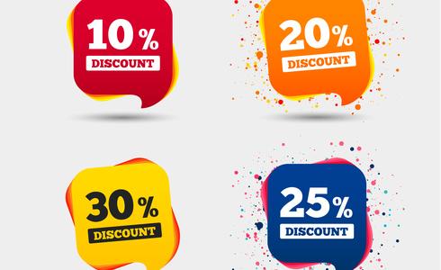 Discounts, discounts, and more discounts