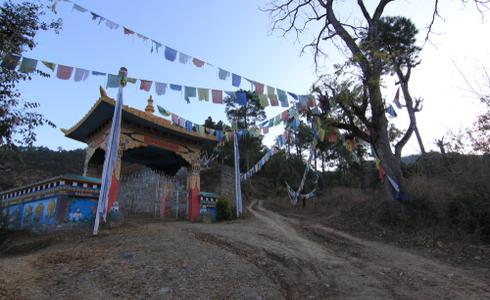 Capture kaleidoscopic sunrises and sunsets - Club Mahindra Kandaghat, near Shimla