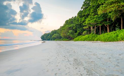 Radhanagar Beach, Andaman Nicobar Islands