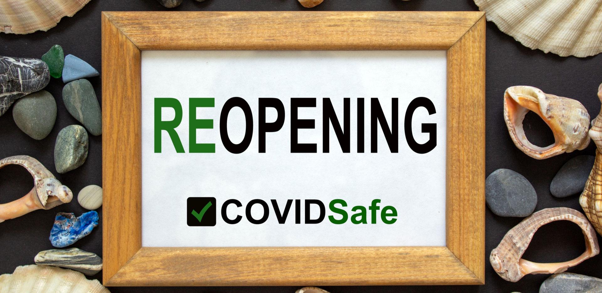 Reopening 20 Resort