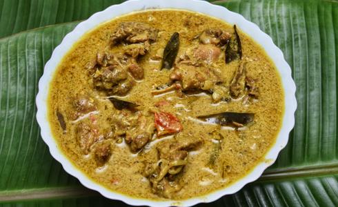 Malabar Duck Roast