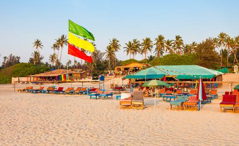 Varca Beach, Goa