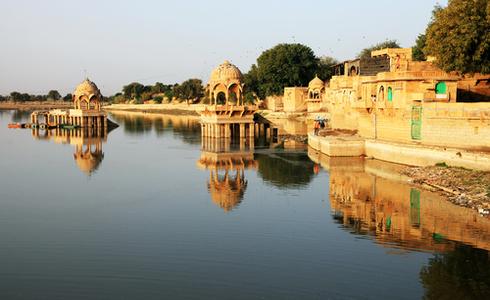 Gadsisar Lake, Jaisalmer