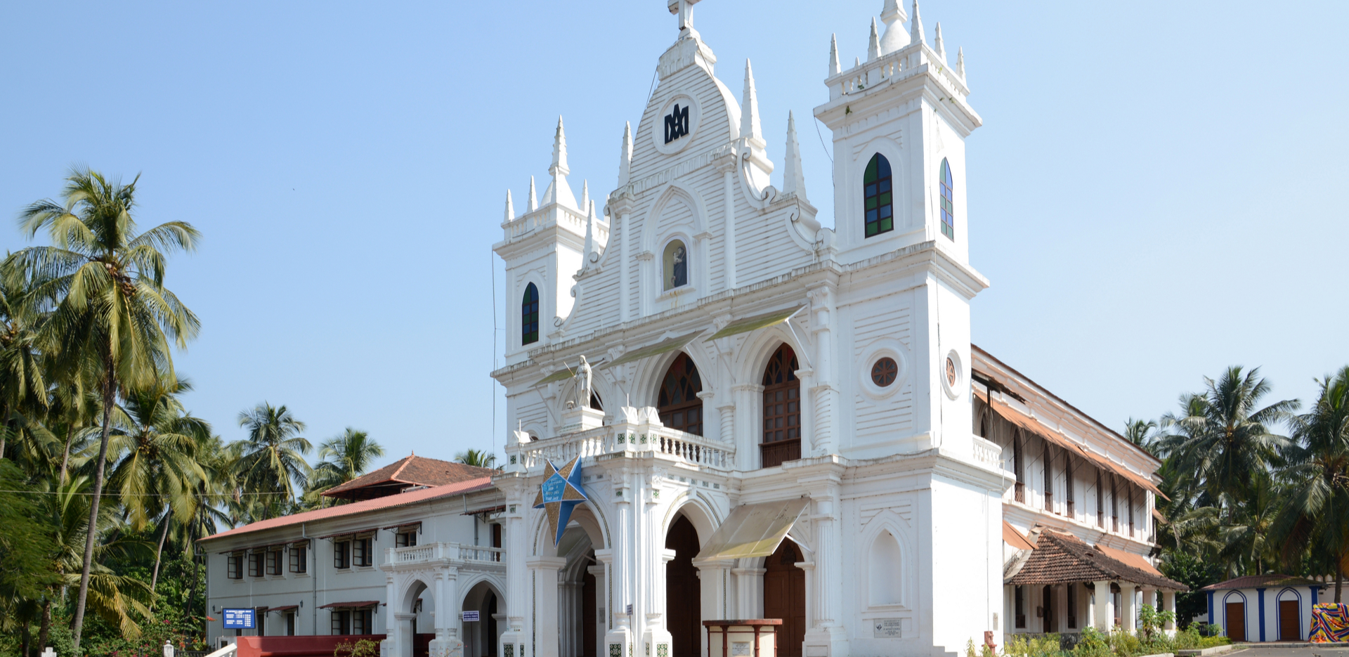 15 Best GOA Tourist Places