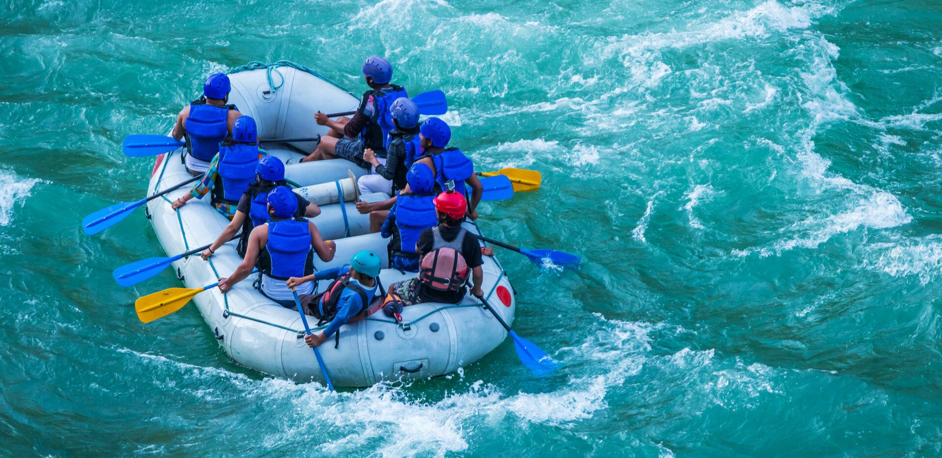 Adventure Activities in the Monsoons