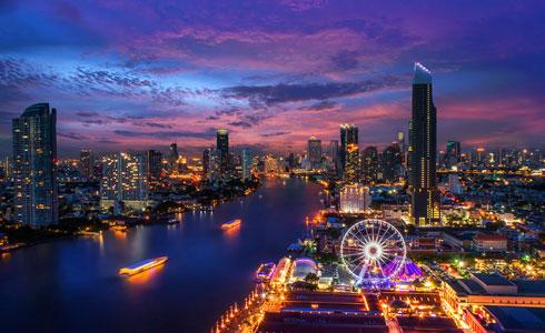 Asiatique The Riverfront Bangkok