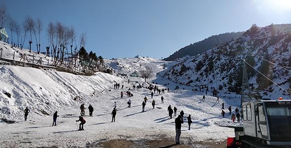 Auli - Skiing Hotspot