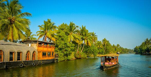 Travel Itinerary for South India - Backwater of Vembanad Lake