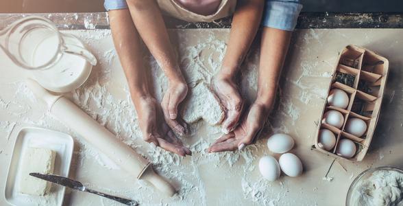 Kids Activities - Bake Cookies