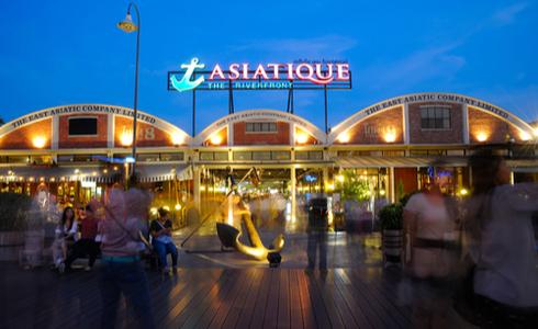 Places to Visit Bangkok - Asiatique