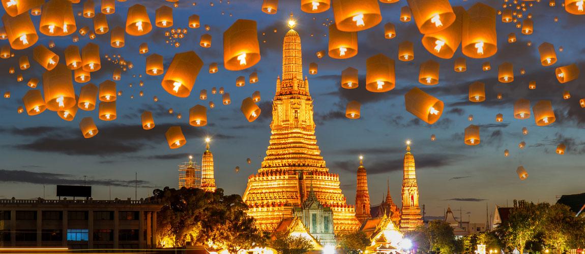 Bangkok Tourism Guide - 10 Places to Shop Till You Drop