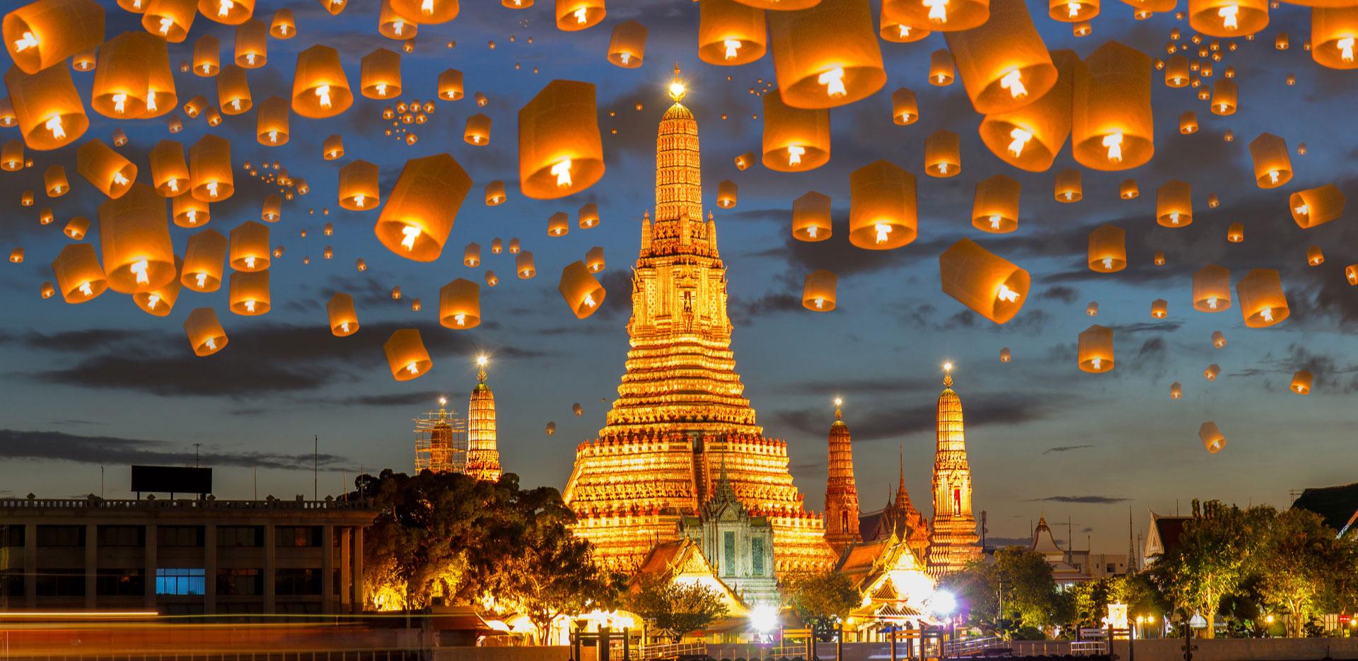 Bangkok Tourism - Top Places to Shop