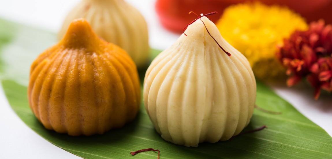 4 Innovative & Easy Modak Recipes for Ganesh Chaturthi 2021
