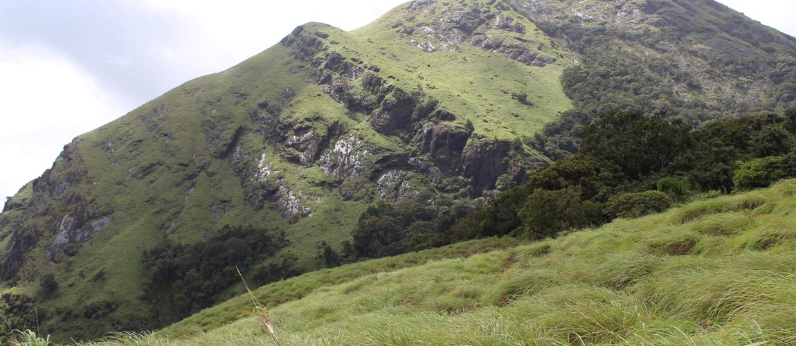 Beautiful Chembra Peak