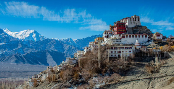 Best Time to Visit in Ladakh