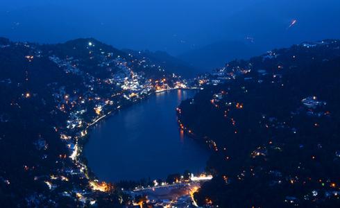 Places to Visit Nainital - China Peak
