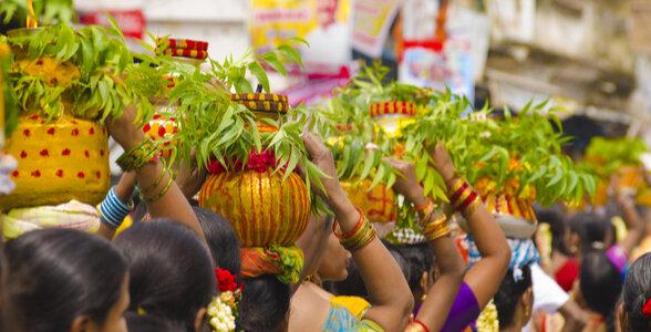 Bonalu (Ashada Jatra Utsavalu) Secunderabad & Hyderabad, Telangana