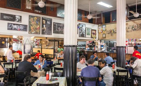 Cafe Leopold Mumbai