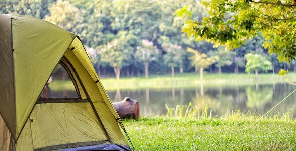 Camping in Coorg, Karnataka