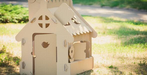 Cardboard City Planning