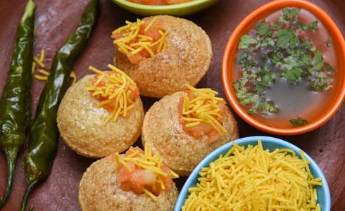 Chaat Corner Chawri Bazaar
