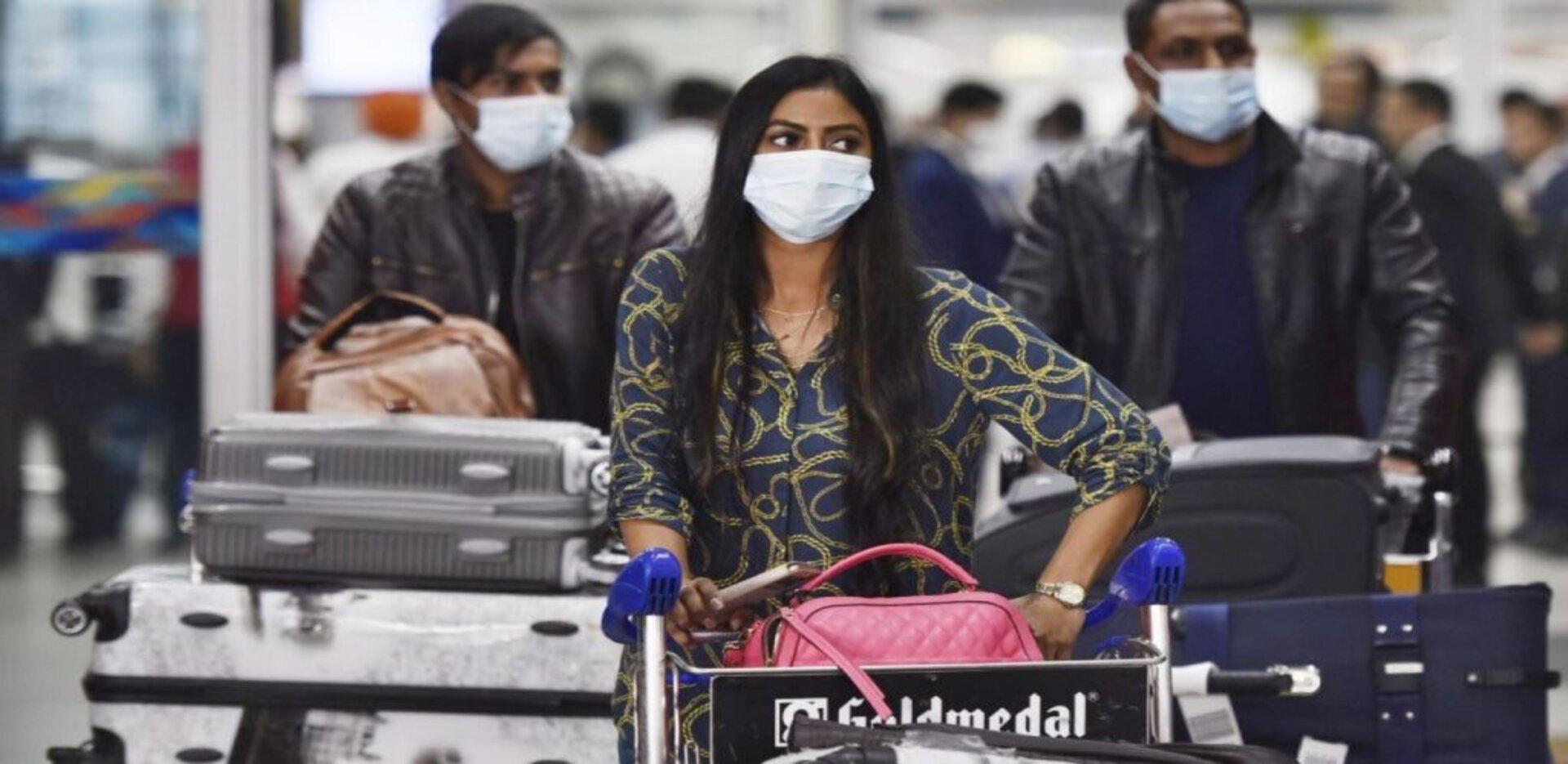 Quarantine Rules On Chennai-Mumbai Air Route