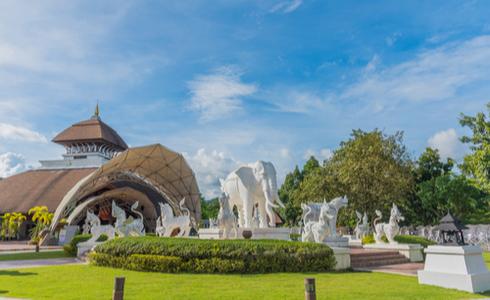Places to Visit Thailand - Bangkok
