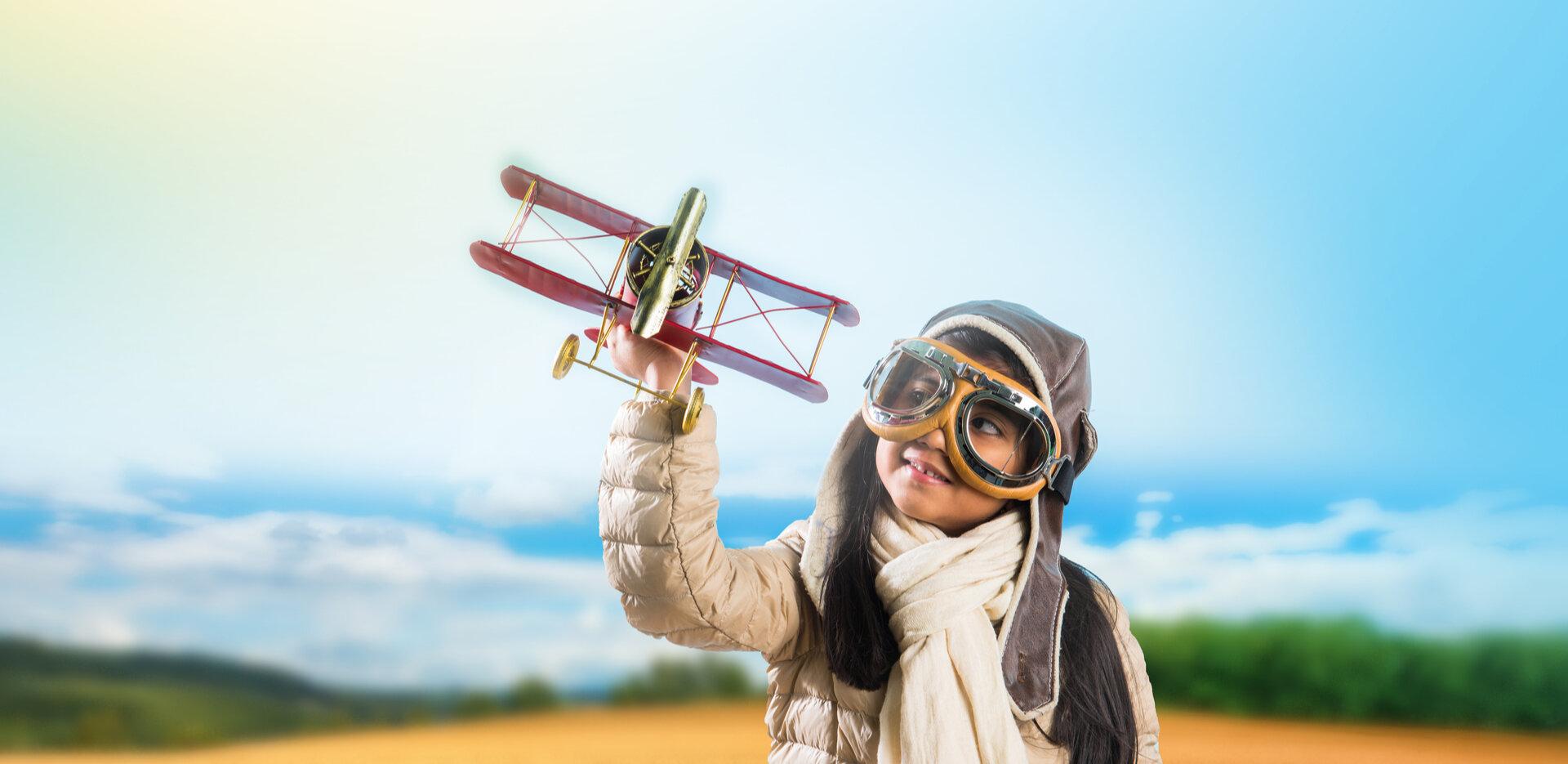 Child's Creativity Through Travel