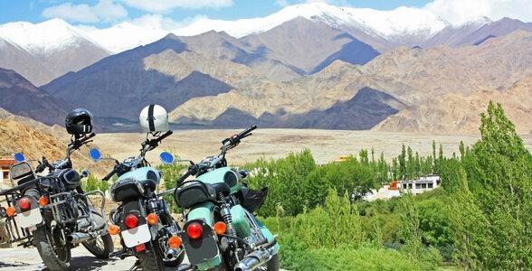 Choosing Right Mode of Travel - Ladakh