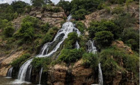 Chunchi Falls - Things to do in Bangalore