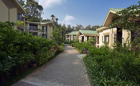 Club Mahindra Virajpet Resort, Coorg