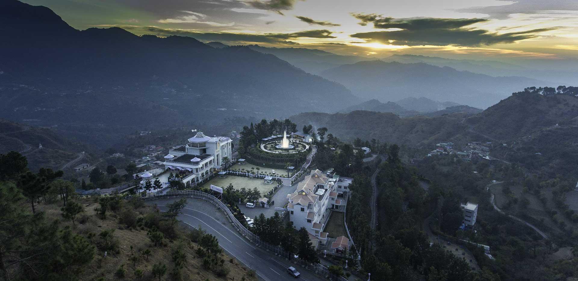 Club Mahindra Kandaghat Resort Shimla