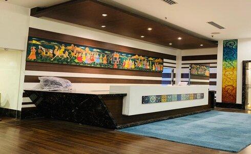 Club Mahindra Jaipur Resort Reception