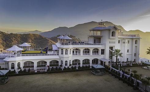 Club Mahindra Kandaghat resort