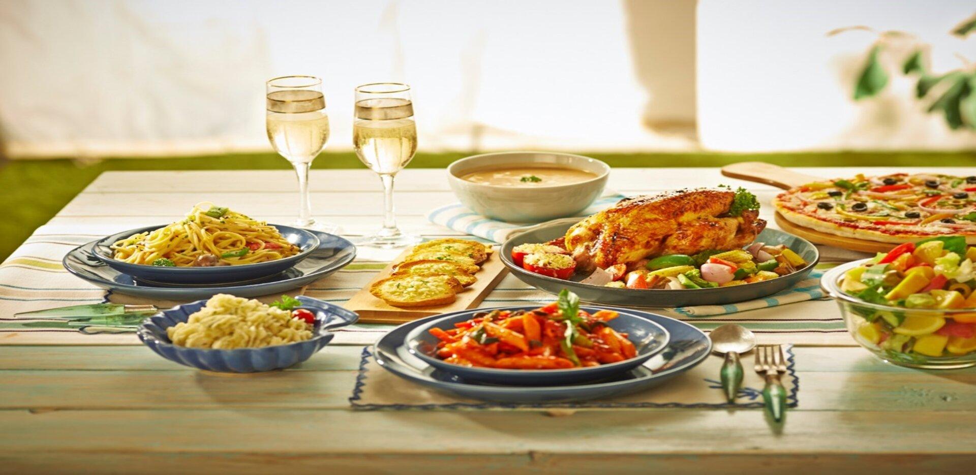 Club Mahindra - Delicious Food