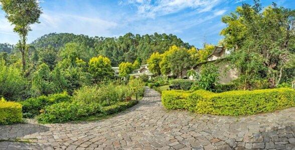 Club Mahindra Binsar Valley, Uttarakhand