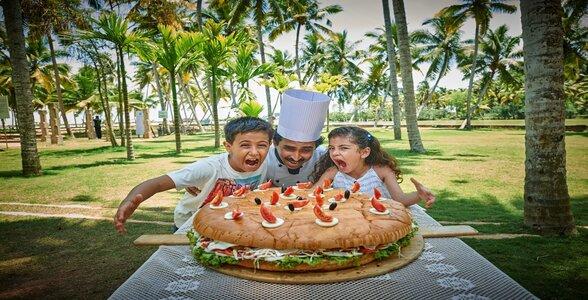 Club Mahindra - Junior Chef