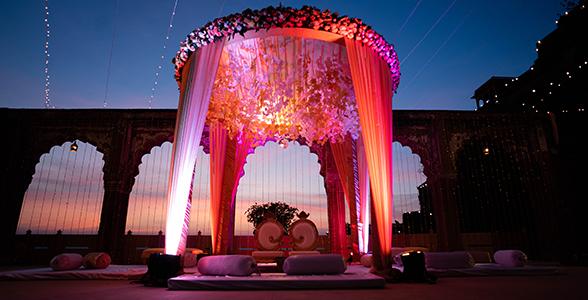 Destination Wedding Rajasthan