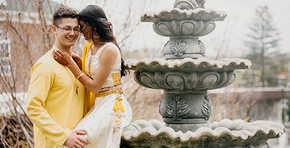Destination Wedding Sikkim