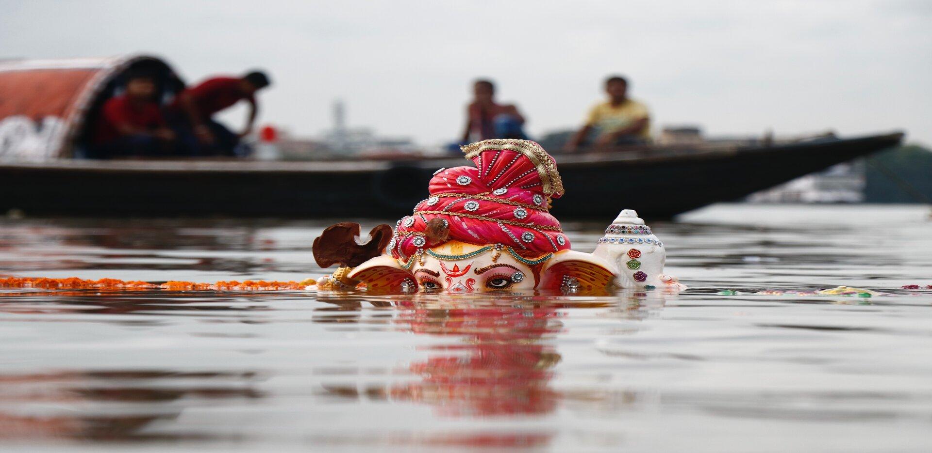 Eco-friendly Ganesh Chaturthi Celebration