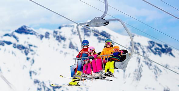 Family Ski Destinations