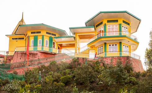 Beautiful spots in Gangtok
