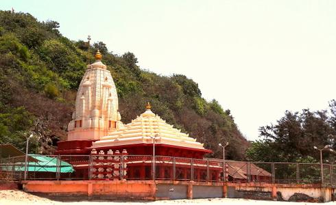 Summer Vacation in India - Ganpatipule
