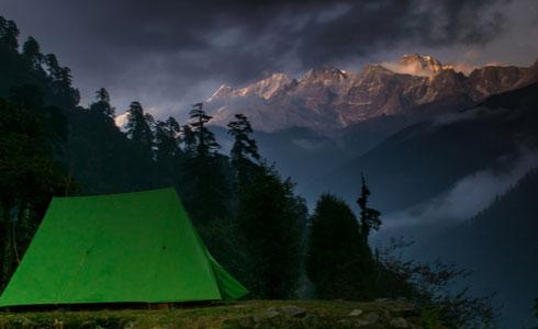 Goecha La Trek Sikkim