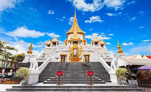 Golden Buddha Bangkok