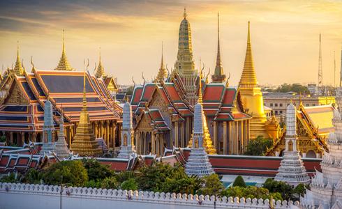 Places to Visit Bangkok - Grand Palace