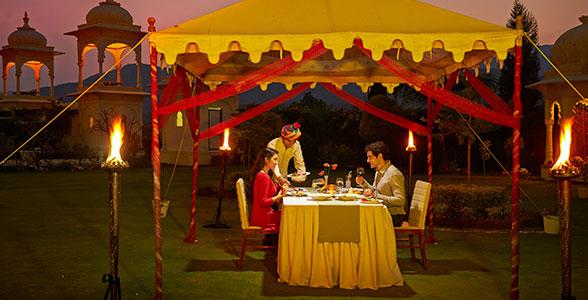 Heritage Resort in Udaipur