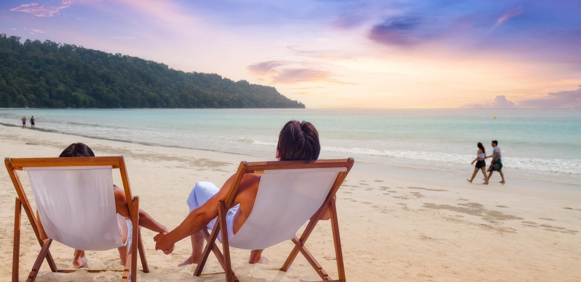 Holiday at Andaman and Nicobar