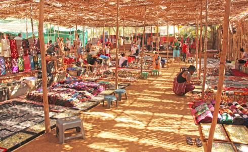 Places to Visit Dehradun - Tibetan Market
