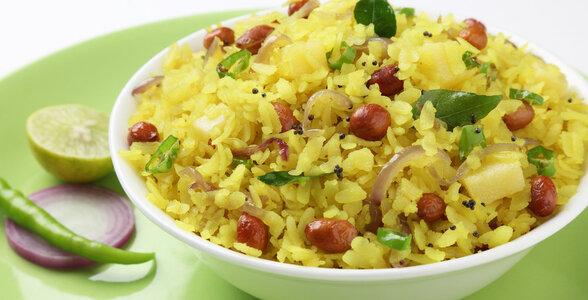 Indian Snacks - Poha